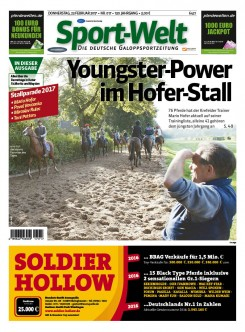 """Youngster-Power im Hofer-Stall"""