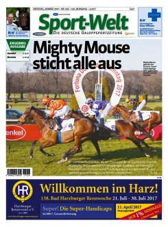 """Mighty Mouse sticht alle aus"""