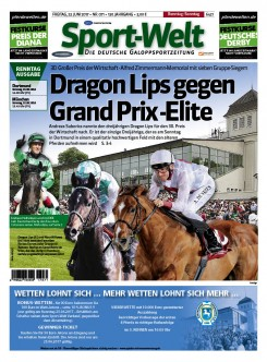 """Dragon Lips gegen Grand Prix-Elite"""