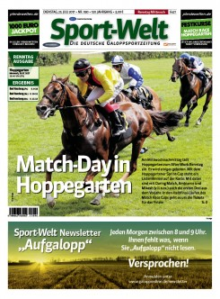 """Match-Day in Hoppegarten"""