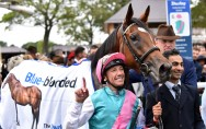 Frankie Dettori und Enable