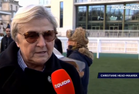 Head-Maarek im Equidia-Interview (Screenshot)