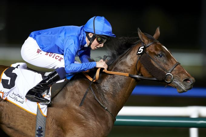 Tryster mit William Buick